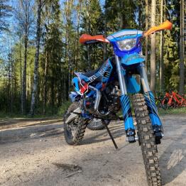 Питбайк BSE PH-10 125cc